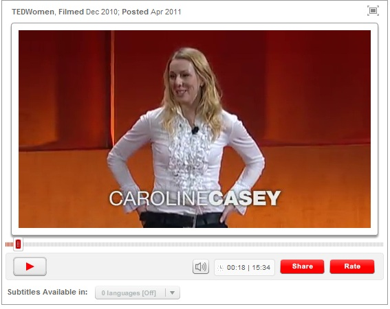 Caroline Casey on Ted.com